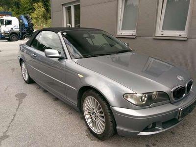 gebraucht BMW 320 Cabriolet Cd (E46)