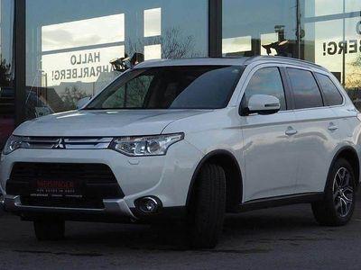 gebraucht Mitsubishi Outlander 2,2 DI-D Instyle Aut., 150 PS, 5 Türen, Automatik