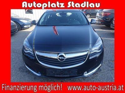 gebraucht Opel Insignia ST 1,6 CDTI Ecotec Edition Aut. NAVI *FINANZIERUN
