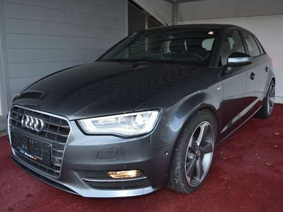 gebraucht Audi A3 Sportback quattro Sport 2,0 TDI S-tronic S-Line