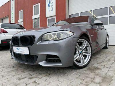 gebraucht BMW 550 5er Allrad Diesel xDrive Österreich-Paket Aut.