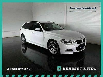 gebraucht BMW 320 320 d Touring M Sport Aut. *NP € 64.322,- / LED ...