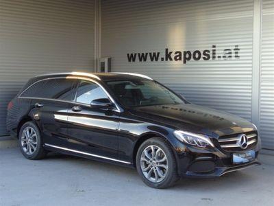 gebraucht Mercedes 200 C-Klasse T-Modell S205 (ab 2013) TCd