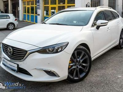 gebraucht Mazda 6 Revolution Top AWD