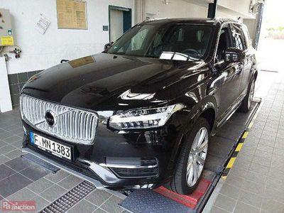 gebraucht Volvo XC90 D4 Inscription, AWD 4x4, Leder, 4xSitzheitzung SUV / Geländewagen,