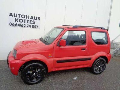 gebraucht Suzuki Jimny VX DDiS