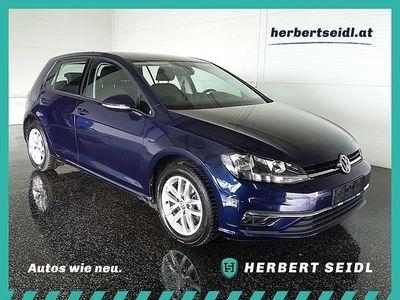 used VW Golf VII Comfortline 1,6 TDI *NP € 31.241,-* Limousine,