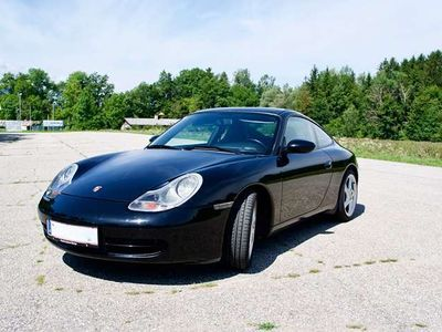 gebraucht Porsche 911 Carrera (996) 2 / Schalter / schwarz - schwarz