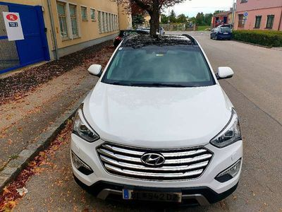 gebraucht Hyundai Santa Fe Grand Santa Fee 2.2 cdi SUV / Geländewagen