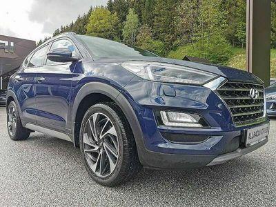 gebraucht Hyundai Tucson 1,6 T-GDI 4WD Level 6 DCT Aut.