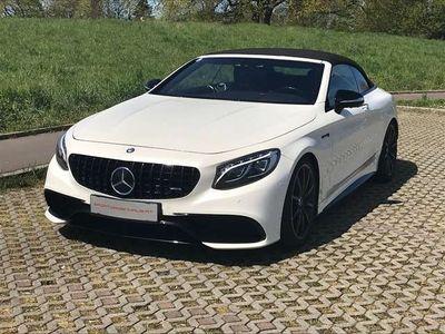 gebraucht Mercedes S63 AMG S 63 AMG S-Klasse Cabrio (C217)4MATIC Cabrio Aut.