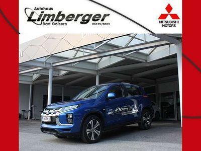 gebraucht Mitsubishi ASX 2,0 MIVEC Inform Plus AWD CVT Aut.