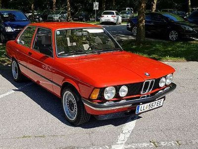 gebraucht BMW 316 3er-Reihe E21 in Topzustand Sportwagen / Coupé