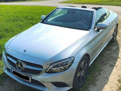 gebraucht Mercedes C220 d Cabrio