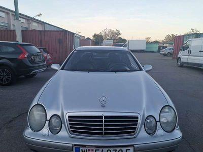 gebraucht Mercedes CLK320 Elegance Automatik Sportwagen / Coupé