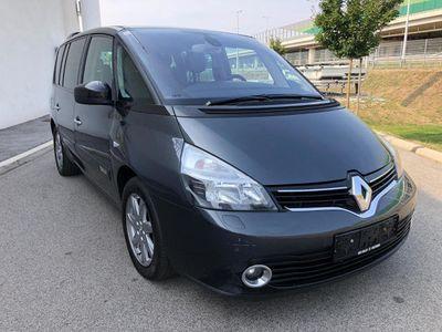 gebraucht Renault Espace 2,0 dCi 150 Celebration Kombi / Family Van,