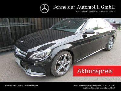gebraucht Mercedes C200 d Limousine