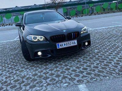 gebraucht BMW 518 5er-Reihe d Limousine F10 N74 Limousine