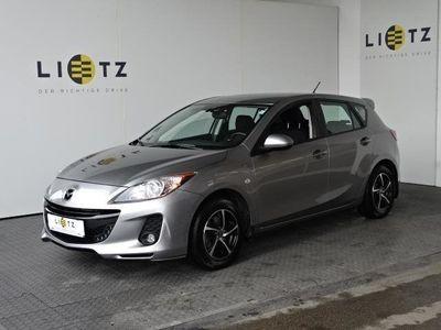 gebraucht Mazda 3 Sport 1,6i TX NAVI Limousine