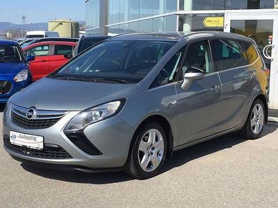 gebraucht Opel Zafira Tourer 1,4 Turbo ecoflex Edition Start/Stop Kombi / Family Van