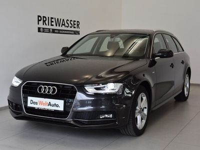 gebraucht Audi A4 Avant 2.0 TDI intense