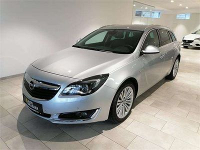 gebraucht Opel Insignia ST 1,6 CDTI ecoflex Cosmo Start/Stop Syst