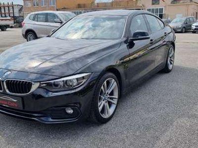 gebraucht BMW 420 Gran Coupé d Sport Line Aut. *LED*Navi*Top Zustand