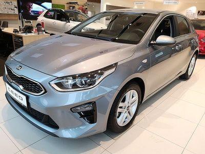 gebraucht Kia cee'd cee'd1,6 CRDi ISG Silber Limousine,