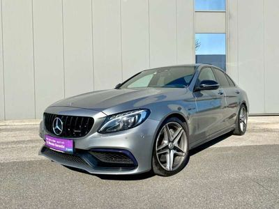 gebraucht Mercedes C63 AMG AMG -Klasse (W205)/PANO/LED/BURMESTER/KAMERA