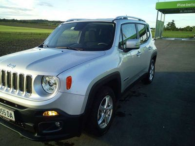 used Jeep Renegade Limited SUV / Geländewagen,