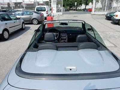gebraucht Mercedes CLK200 CLK-KlasseKompressor Cabrio Elegance Cabrio / Roadster,