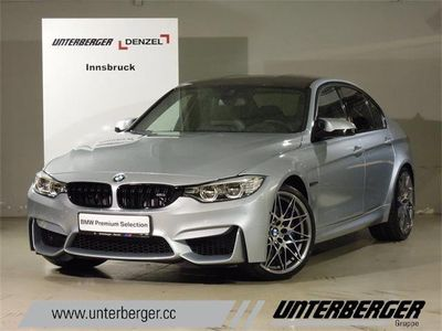 used BMW M3 Competition