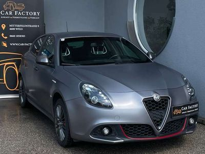 gebraucht Alfa Romeo Giulietta Super 1,4 TB MultiAir
