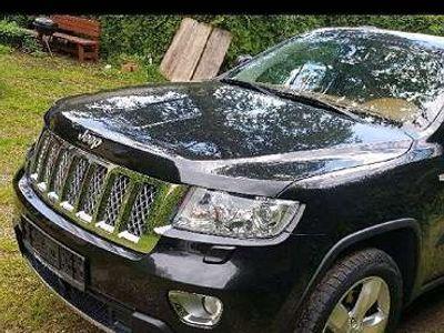 gebraucht Jeep Grand Cherokee 3.0 SUV / Geländewagen,