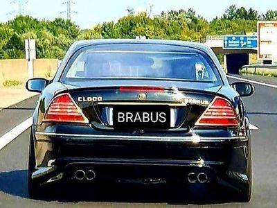gebraucht Mercedes CL600 Aut. BRABUS EDITION-EINZELSTÜCK