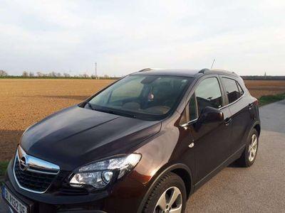 used Opel Mokka X 1,4 Turbo Innovation Aut.