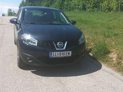 gebraucht Nissan Qashqai Acenta 2.0 CTV 141 SUV SUV / Geländewagen
