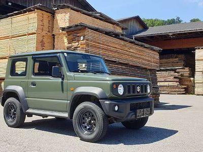 gebraucht Suzuki Jimny Jimny1.5VVT Allgrip PURE nur 430km SUV / Geländewagen