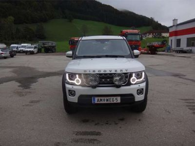 gebraucht Land Rover Discovery 4 3,0 SDV6