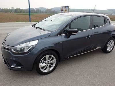used Renault Clio Limited Energy TCe 90 Ecoleader Limousine,