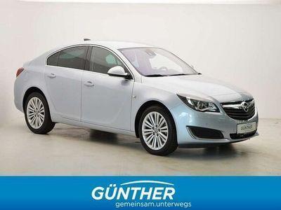 gebraucht Opel Insignia 2,0 CDTI Ecotec Cosmo Aut.