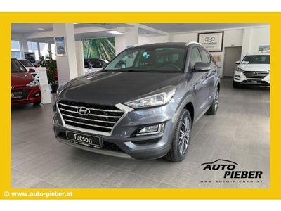 gebraucht Hyundai Tucson 1,6 CRDI Level 3 Plus SUV / Geländewagen,