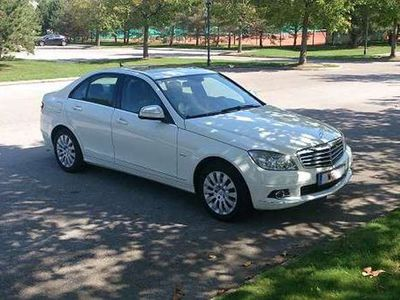 gebraucht Mercedes C200 Kompressor Avantgarde Aut.