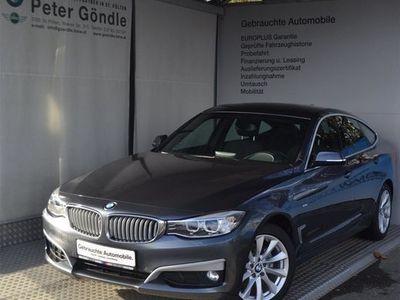 gebraucht BMW 320 Gran Turismo 3er-Reihe d xDrive Österreich-Paket Aut. Limousine