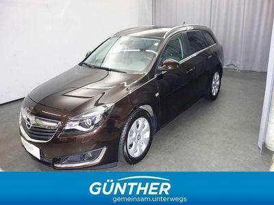 used Opel Insignia ST 1,6 CDTI ecoflex Edition Start/Stop... Kombi / Family Van,