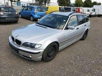 gebraucht BMW 320 TOURING !! AUTOMATIK !! PICKERL !! TOP AUSSTATTUNG