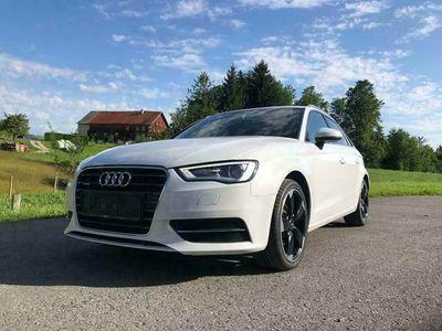gebraucht Audi A3 aus Hittisau - 150 PS und 124900 km