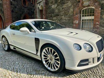 gebraucht Bentley Continental GT MANSORY 1 von 3 WORLDWIDE