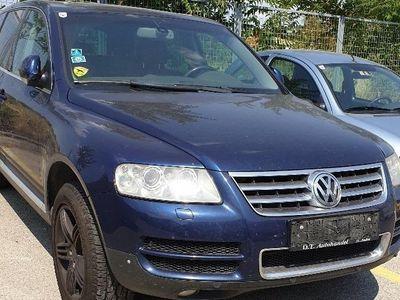 gebraucht VW Touareg 4,9 V10 TDI Tiptronic