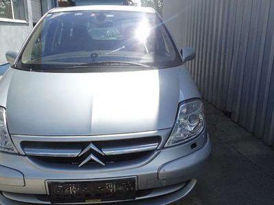 gebraucht Citroën C8 2,2 HDi 16V Exclusive Kombi / Family Van